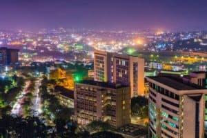 capital of uganda, kampala