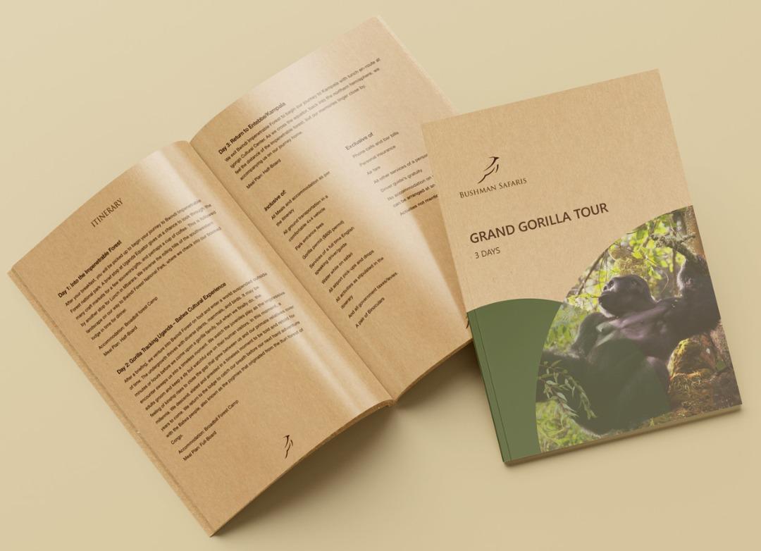 Download the Uganda Deluxe Safari Itinerary