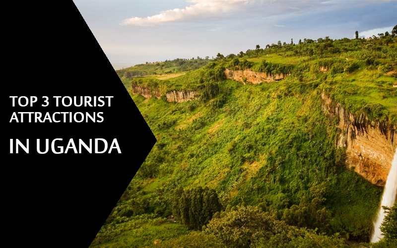 Top 3 Tourist Attractions in Uganda